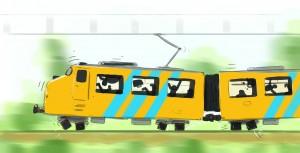 21-trein