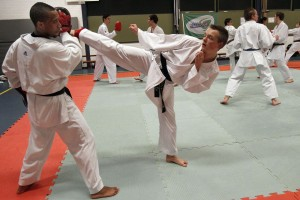 karate - Nick Gerrese - seizoen 2011/ 2012