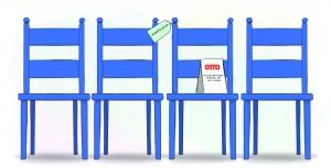 43-Otto stoelen